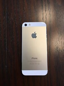 Gold 16GB iPhone 5S - Bell