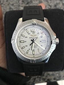 ★ Breitling Automatic Watch - Less Than 5 Months Old! ★