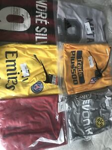 Sport and soccer jerseys