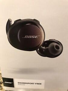 Bose Wireless Ear buds.