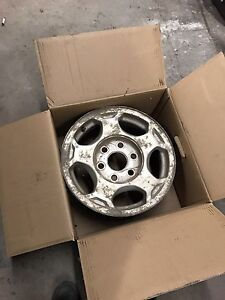 "16"" Chevy 6bolt stock wheels"