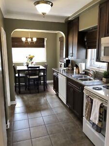 P.A.  Home with basement suite for sale!