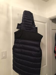 Men Burberry down puffer vest