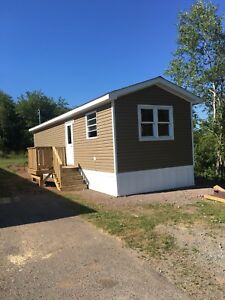 New 1 Bedroom Mobile Home