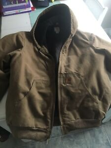 Carharrt coat size large