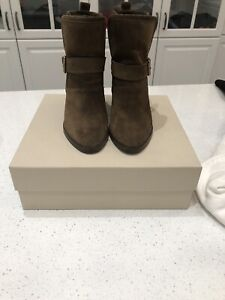 Burberry boots 6.5