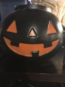 Large pumpkin bucket