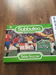 Subbuteo Table Soccer Highland Park Gold Coast City Preview