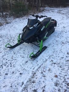 Mint 2014 Arctic Cat ZR 6000