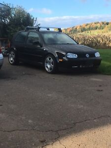 2001 Volkswagen Golf TDI coupe