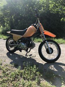 Baja dirtbike
