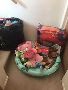 Lots of baby/toddler stuff