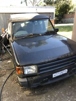 1994 LANDROVER DISCOVERY 3.9LTR INJECTED V8 AUTO Ferntree Gully Knox Area Preview