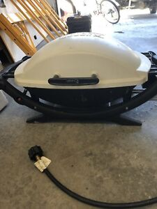 Barbecue Weber pour camping