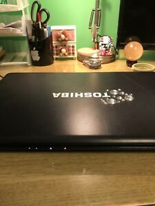 Toshiba satellite pro laptop