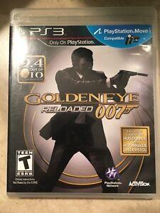 PS3 - Goldeneye 007 Reloaded