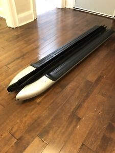 2003 Jeep Liberty Renegade factory running boards