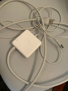 Used Apple Mac Charger White