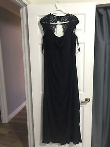 Gown - Navy Blue