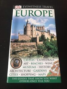 EUROPE TRAVEL GUIDE COLOUR PICTURES