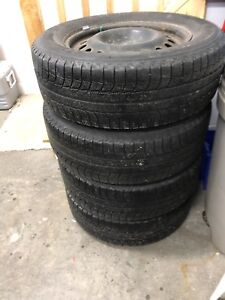 Michelin Latitude X Ice 225/65/r17