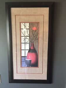 2 large picture frame