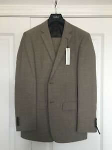 Perry Ellis Modern Slim Fit Suit