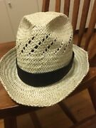 Straw hat Largs Bay Port Adelaide Area Preview