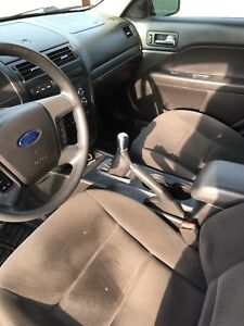 2008 Ford Fusion 5spd manual