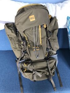 Mountain Equipment Coop MEC backpacking pack 70L