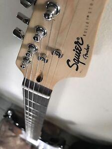 Brand New Squier Guitar