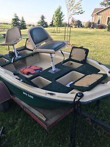 Boat 12' Sundolphin