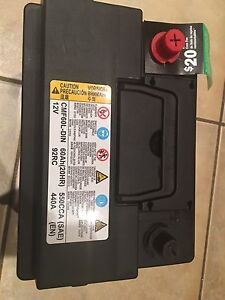 2013 Hyundai Elantra GT Battery