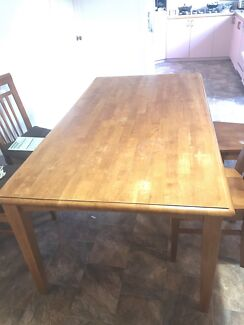 Dining Table For Sale Wooden Or Glass Can Deliver