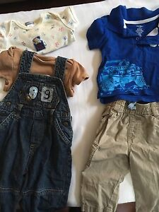 6m-2yr Boy baby/toddler clothes - more than 80 items!!!
