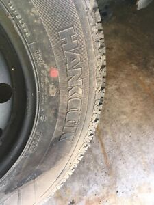 235/75/17 BRAND NEW TIRE WITH RIM