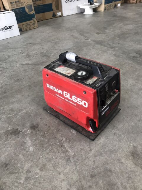 Nissan Gl650 Portable Generator Power Tools Gumtree Australia Joondalup Area Padbury
