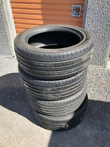 4 x 225 50 17 Continental Contiprocontact tires