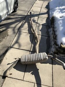 Cla45 amg sports exhaust