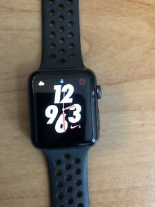 Apple Watch series 3 GPS/LTE Nike editionfor sale
