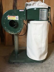 Craftex 1 HP Dust Collector B1140