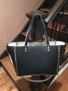 INZI stud tote. Excellent condition.