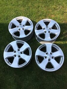 Stock rims off Jeep Grand Cherokee