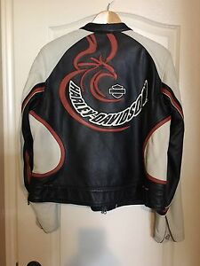 Beautiful Woman Harley Davidson Jacket