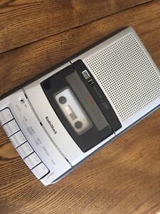 Lecteur enregistreur audio cassette