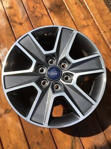 """18"""" factory ford wheels"""