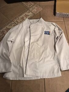 SELLING GEORGE BROWN CHEF JACKET!