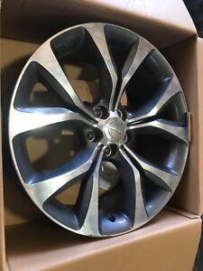 """19"""" 5x110 Chrysler 200 alloy wheels"""