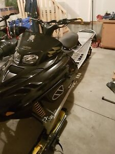 2003 skidoo mx-z 800, engine rebuilt