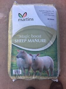 Sheep manure Luddenham Liverpool Area Preview